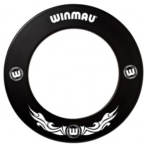 Winmau Surround Ring Extreme Zwart