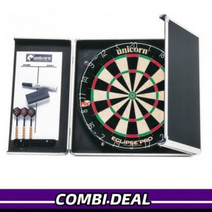 Unicorn Teknik Dartbord Cabinet Set