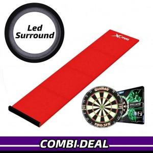 Basic Led Surround Advanced Pakket Rood