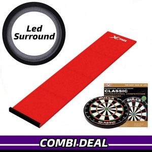 Basic Led Surround Starters Pakket Rood