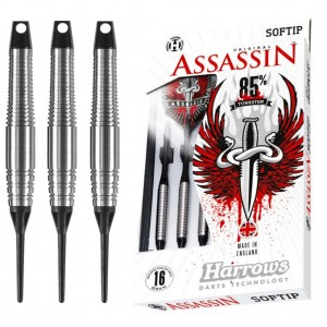 Harrows Assassin Style C Softtip 18 Gram