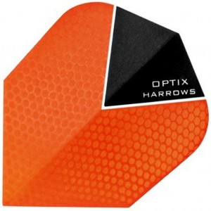 Harrows Optix Flights Oranje