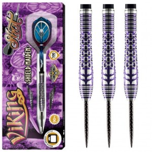 Shot Viking Shield Maiden 90% Dartpijlen 22-23-24-25-27 Gram