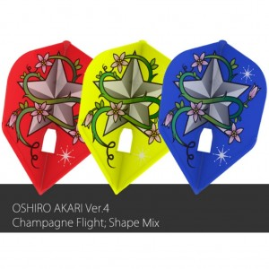 L-Style Signature Flights Okari Oshiro V4 Mix