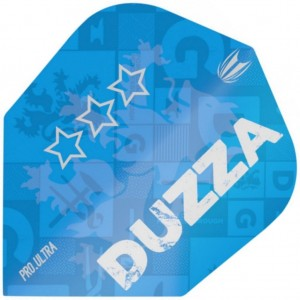 Target Glen Durrant Vision Ultra Flights Blauw NO6