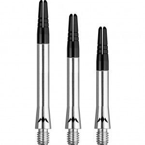 Mission Alimix Spin Shafts Zilver