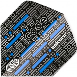 Ultrafly Code 100 Micron Big Wing Blue