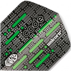 Ultrafly Code 100 Micron Big Wing Green