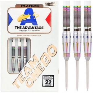 One80 Angelyn Advantage Valmadrid 90% Dartpijlen 22 Gram