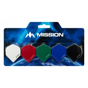 Mission Flights Pack 5 Stuks