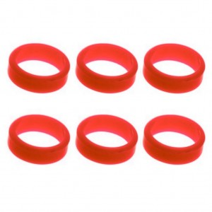 L Style L Rings Red