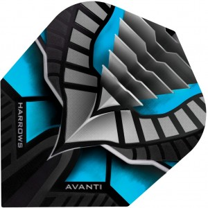 Harrows Avanti Flights Aqua