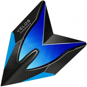 Harrows New Velos Flights Aqua