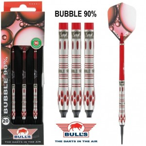 Bull's Bubble 90% Softtip Darts 20 Gram