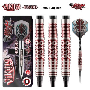 Shot Viking Berseker 90% Softtip Darts 18-20-22 Gram