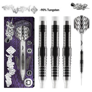 Shot Tribal Weapon 5 90% Softtip Darts 18-20-22 Gram