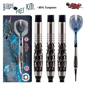 Shot Warrior Kite 80% Softtip Darts 18-20 Gram