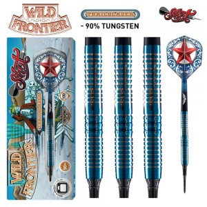 Shot Wild Frontier Trailblazer 90% Softtip Darts 16-18-20 Gram