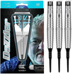 Target Daryl Fitton Gen 2 90% Softtip Darts 18 Gram
