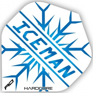 Gerwyn Price Iceman Flights Hardcore
