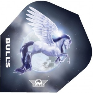 Bulls Blue Pegasus Flights NO6