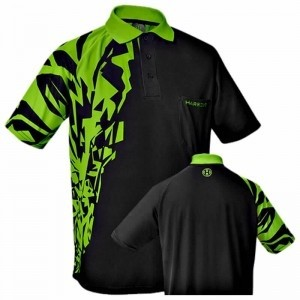 Harrows Rapide Groen Dartshirt