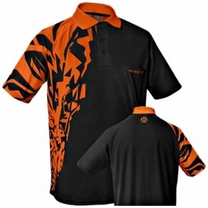Harrows Rapide Oranje Dartshirt