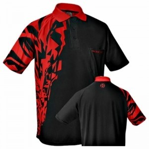Harrows Rapide Rood Dartshirt
