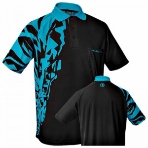 Harrows Rapide Aqua Dartshirt