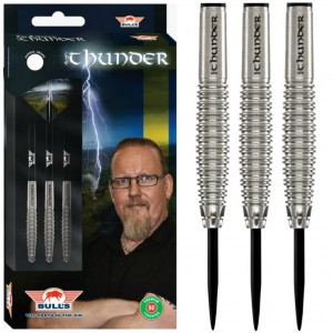 Bull's The Thunder 80% Dartpijlen 22-24-26 Gram