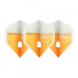 L-style Natural9 Flights Love Beer Clear White
