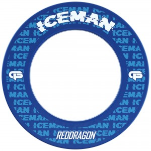 Gerwyn Price Iceman Dartbord Surround