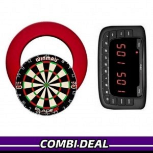 Winmau Blade 5 + Surround + Chalkie