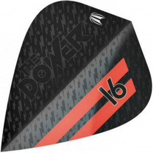 Target Player Phil Taylor The Power G7 Flights Kite