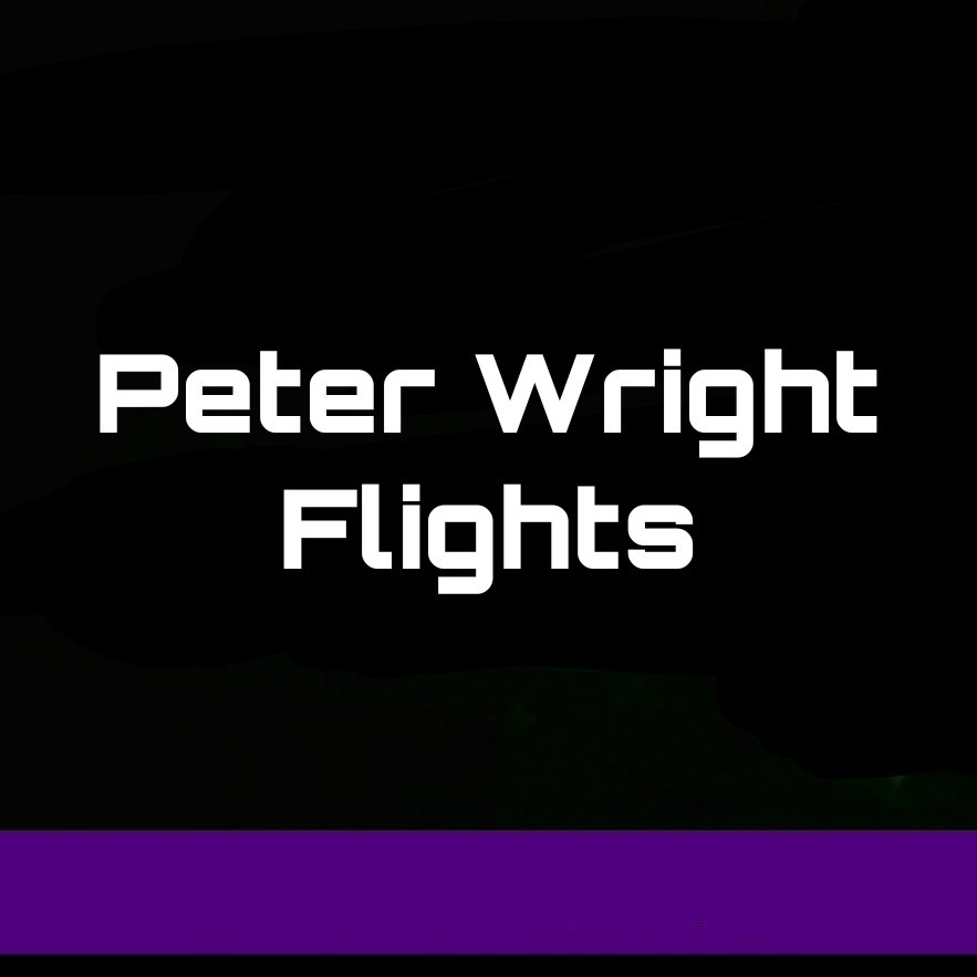 Peter Wright Flights