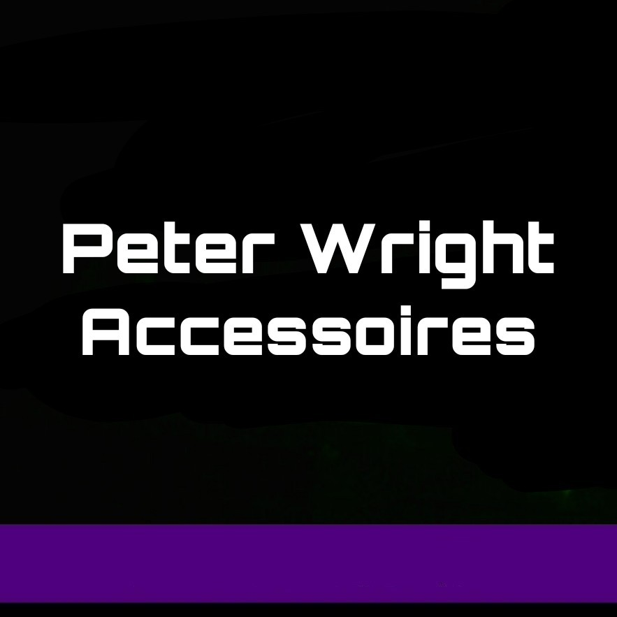 Peter Wright Accessoires