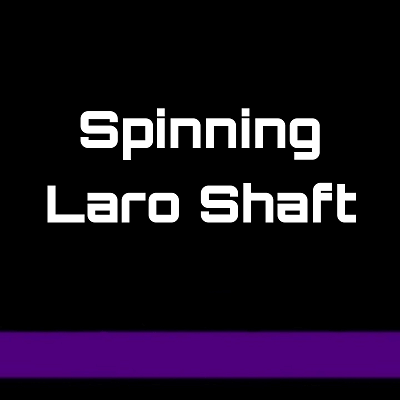 L-style Laro Shafts Spinning