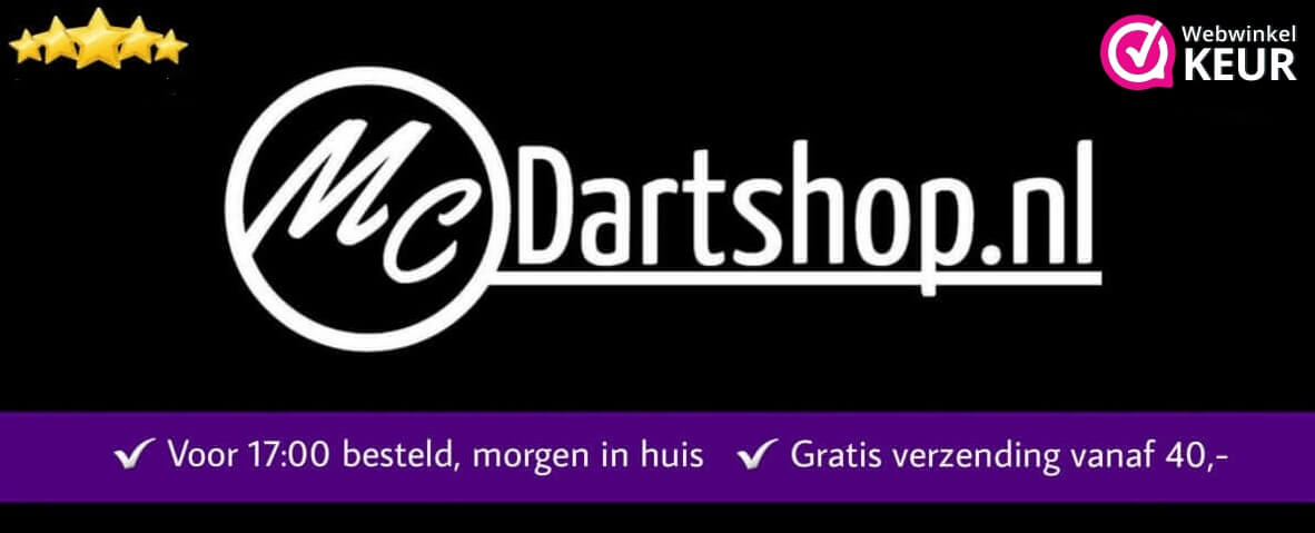 Dartshop | Mcdartshop |Dartwinkel | Online Dartshop